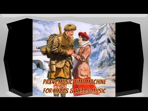 1930s Wintertime Music  @Pax41