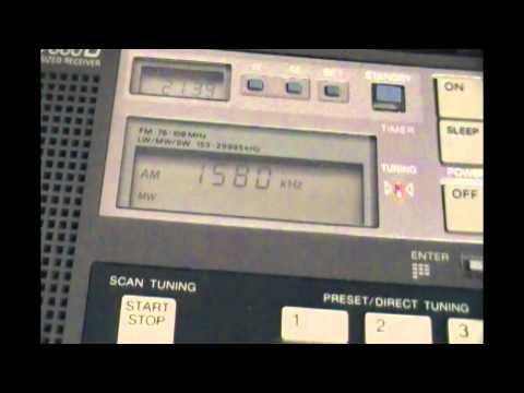 CW158 Radio San Salvador (Dolores, Uruguay) - 1580 kHz