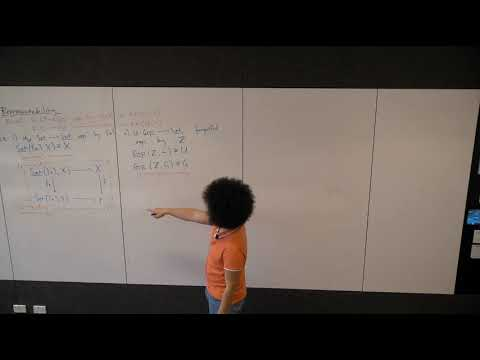 Category Theory - Lecture 5 Part 1