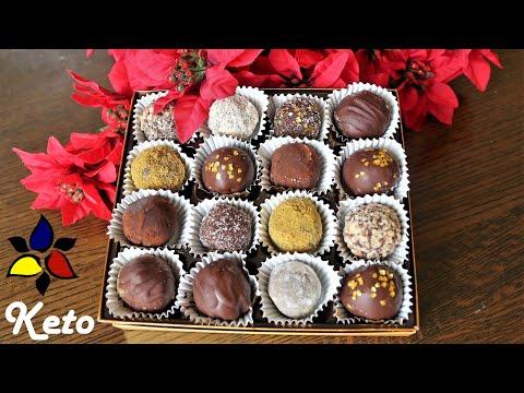Rum Balls – keto, sugar free, grain & gluten free | Keto Dessert