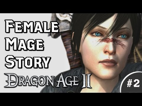 Dragon Age 2 Quick Walkthrough: Arriving at Kirkwall #2