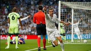 Gol Bale vs Manchester City [HD] COPE | 04/05/2016