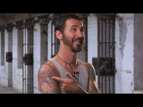 Mel Taylor - Godsmack: Sully Erna's Muppet + Stripper Name Tattoos