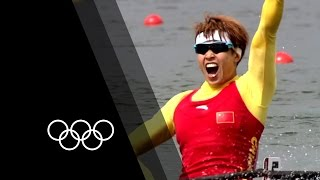 Beginner's Guide To Olympic Kayaking | 90 Seconds Of The Olympics
