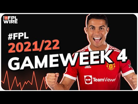 FPL Gameweek 4
