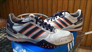 Adidas Cross Country (trainer unboxing) - YouTube