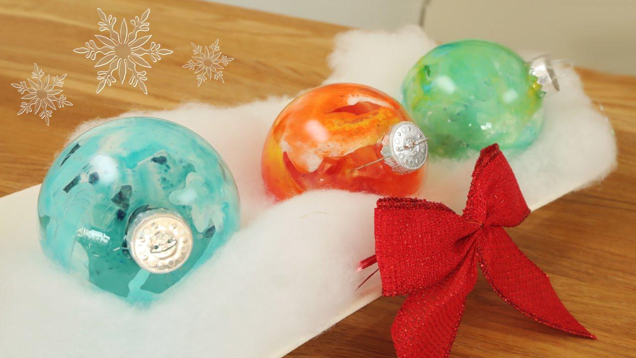 Outside ornaments - Diy Holiday Ornaments Kids Outside The Box