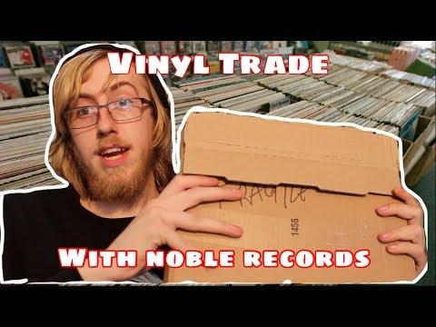 Vinyl Trade With Noble Records! | The Vinyl Corner