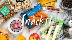20 Road Trip SNACKS for your Next Trip