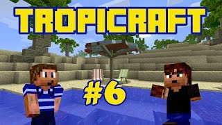 Tropicraft: The Return Ep. 6 - Solving Problems! (Minecraft Mod LP)