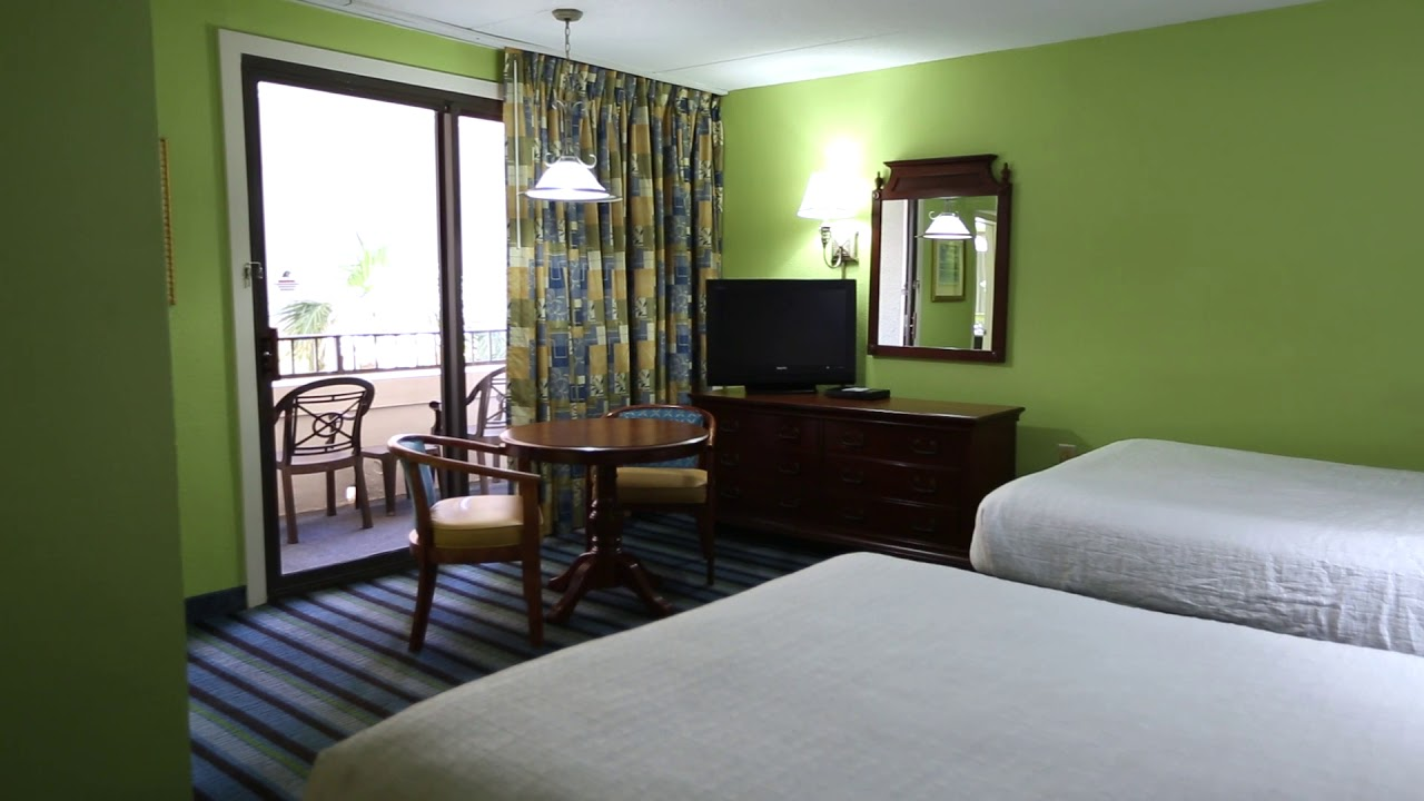 Palmetto Ocean View Room At The