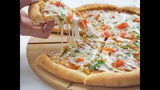 Как готовят настоящую пиццу? Как приготовить пиццу?