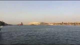 جولة وزير العدل فى قناة السويس الجديدة 23مايو2015