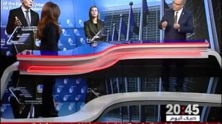 """محمد الشرقي يناقش """"أزمة"""" العلاقات المغربية الأوروبية"""
