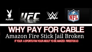 How To Watch UFC And Boxing PPV's On Fire Stick