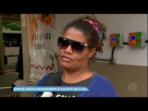 Com paralisação dos caminhoneiros, coleta de lixo é suspensa em São Paulo