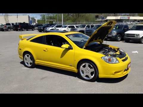 2007 Chevrolet Cobalt SS Supercharged Coupe for sale in Oshawa - YouTube