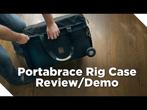 Portabrace Large Rig Case Review