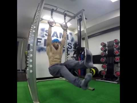 FreestyleFriday with the TRX DUO Trainer