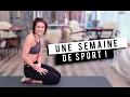 Sport : 7 jours pour un corps plus ferme