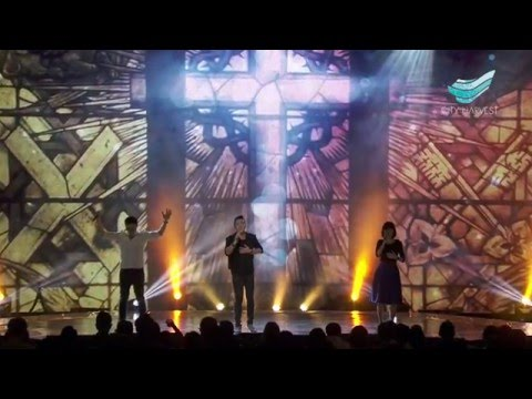 CityWorship: At The Cross (Chris Tomlin) // Mark Kwan @ City Harvest Church