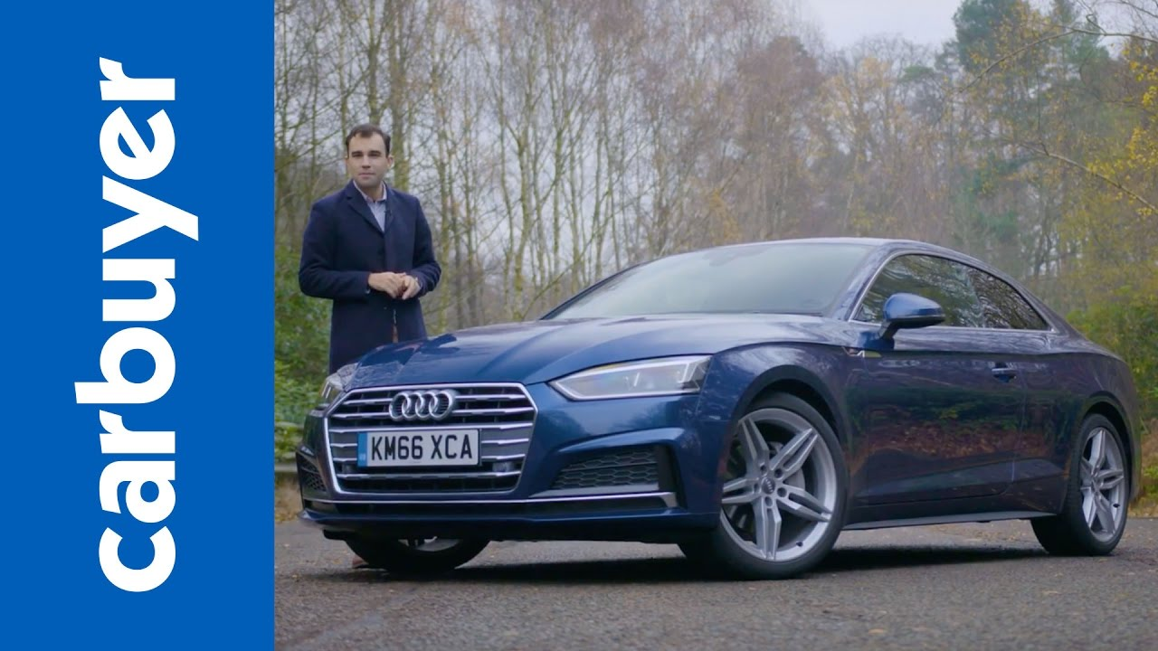 audi a5 coupe in-depth review - carbuyer