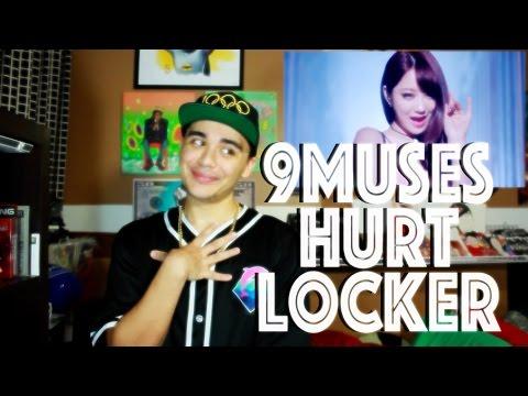 9MUSES - Hurt Locker Mv Reaction [ALL HANDS ON DECK]