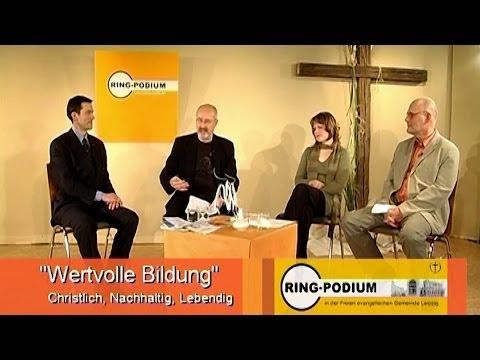 Ringpodium über Bildung (Talk aus dem Ring Café Leipzig)