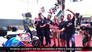 Bear's Garage x Liqui Moly Service Partner (Singapore)