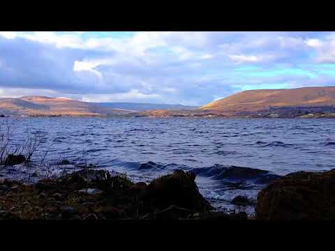 Ireland Galway Mountain Lough - Relax Meditate Landscape Scenery