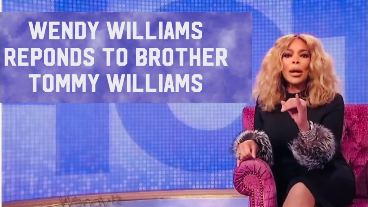 Wendy Williams Called Her Brother Out TV Now He Is Responding Again [VIDEO]