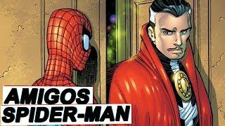 Top 10 Superhéroes amigos de Spider-Man streaming