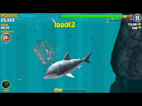 Hungry Shark Evolution (Mod Money)