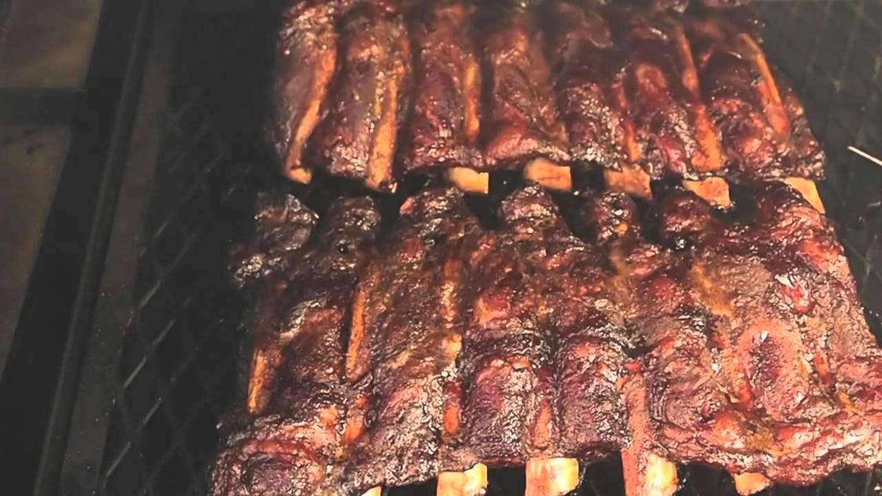 Bbq Beef Ribs Recipe Smoked Ribs Youtube