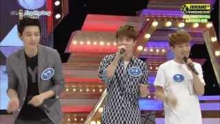 【LOVEXO&BTU联合制作】130707 挑战千曲 EXO cut 720P中字