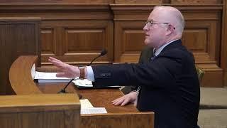 Scott Jenson explains how Sen. Koenig's ESA bill provides strong accountability