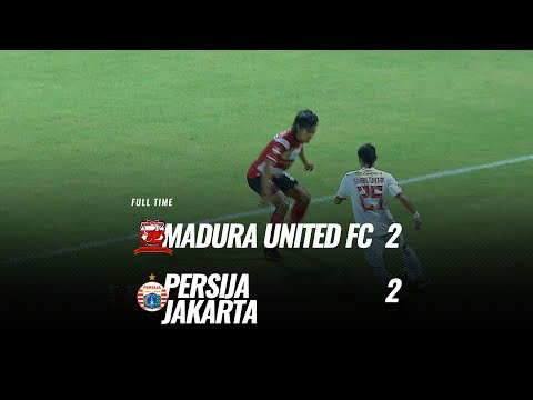 [Pekan 14] Cuplikan Pertandingan Madura United FC vs Persija Jakarta, 16 Agustus 2019