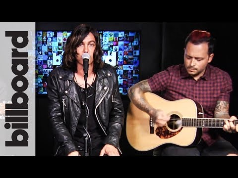 Sleeping with Sirens - 'Legends' Live Acoustic Performance | Billboard
