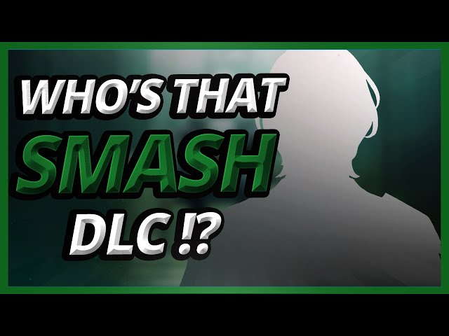 Super Smash Bros. Ultimate - 5th DLC Character Reaction Reveal