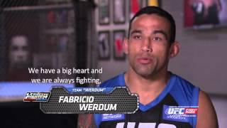 The Ultimate Fighter Latin America: Coach Fabricio Werdum
