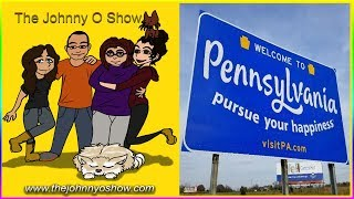 Ep. #525 On the Road Again: Pennsylvania Bound - IN OUR NEW CAR