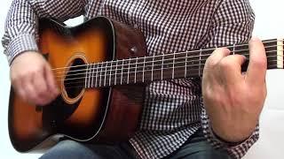 Гитарный бой - Виктор Степанович! уроки гитары. Бой