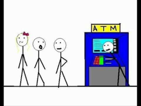 Dane Cook - ATM Tricks