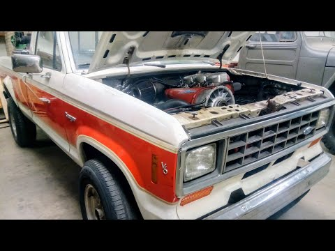 Deutz Ford Ranger Diesel Conversion - 1984 Ranger F3L912 Swap