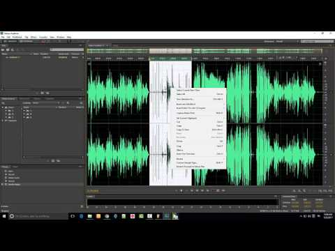 How To Make Voice Sound Professional In Adobe Audition & FL