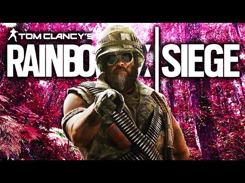 BACK WITH A VENGEANCE - Tom Clancy's Rainbow Six
