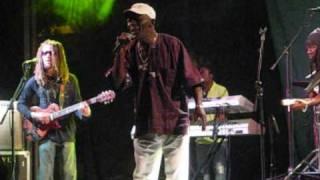Leonard Dillon (The Ethiopians): Train to Skaville. Nowa Reggae Festival, 10th July 2009.