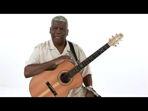 🎸Gospel Blues Guitar Lesson - From Spirituals To Gospel Music - Rev. Robert Jones