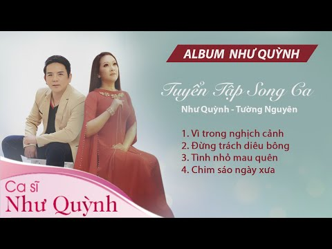 Album Song Ca Tường Nguyên ft Như Quỳnh