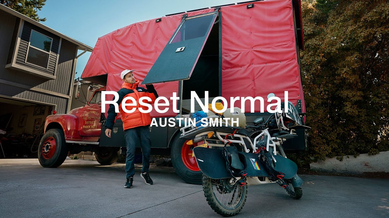 Reset Normal: Austin Smith | The North Face